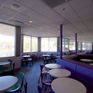 6 of 6: Cosmic Ray's Starlight Cafe - Cosmic Ray's Patio enclosed