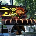 Cosmic Ray&#39;s Starlight Cafe - Sonny Eclipse performing at Cosmic Ray&#39;s Starlight Cafe