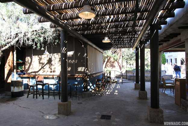 New Dawa Bar construction