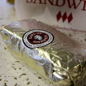 1 of 3: Earl of Sandwich - Earl of Sandwich - Holiday Sandwich