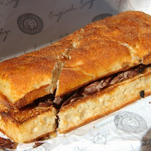 1 of 4: Earl of Sandwich - Earl of Sandwich - Philly Cheesesteak Sandwich