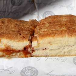 Earl of Sandwich - Limited edition BBQ Chicken and Philly Cheesesteak sandwiches