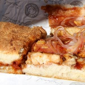 4 of 4: Earl of Sandwich - Earl of Sandwich - BBQ Chicken Sandwich
