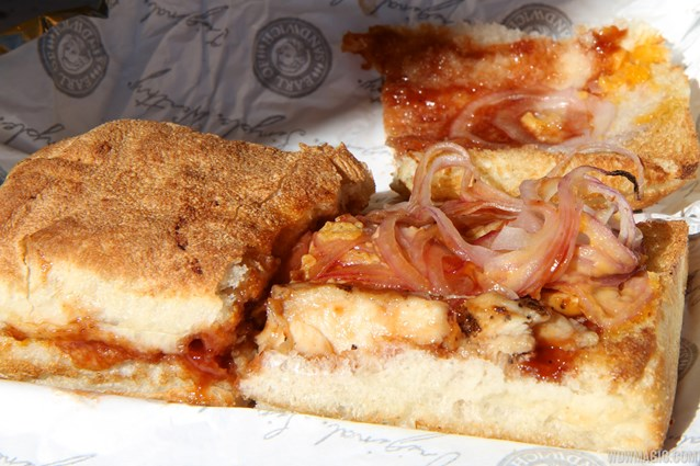 Earl of Sandwich - Earl of Sandwich - BBQ Chicken Sandwich
