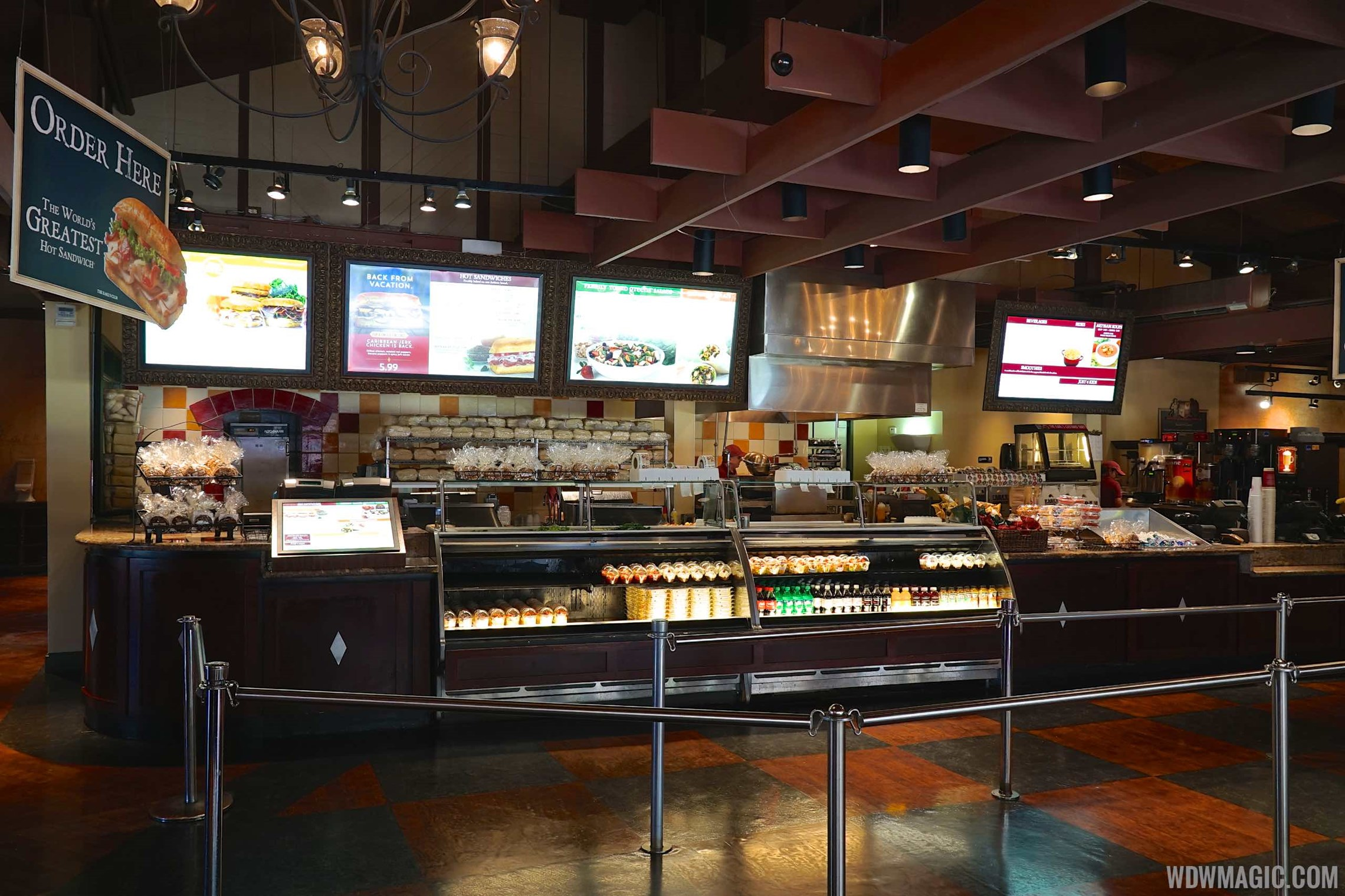 Earl of Sandwich overview