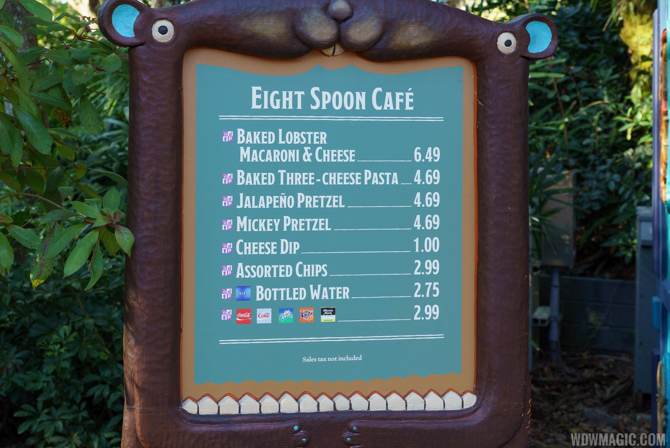 Eight Spoon Cafe overview