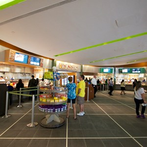 2 of 20: End Zone Food Court - New All Star Sports End Zone Food Court - Food stations