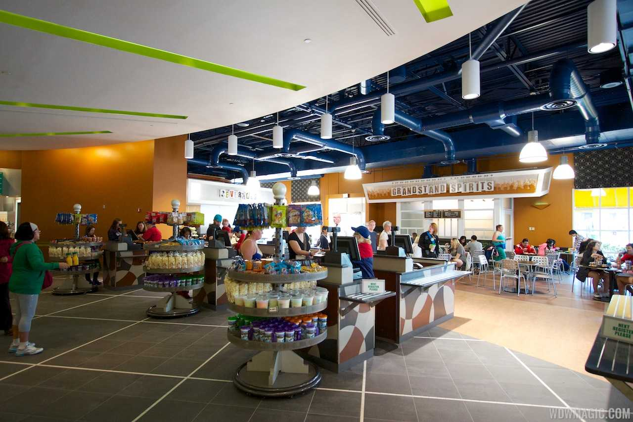 New end zone food court photo 3 of 20 for Cuisine new zone