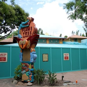 2 of 2: Flame Tree Barbecue - Refurbishment