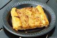 Tarte à l'Onion Alsacienne