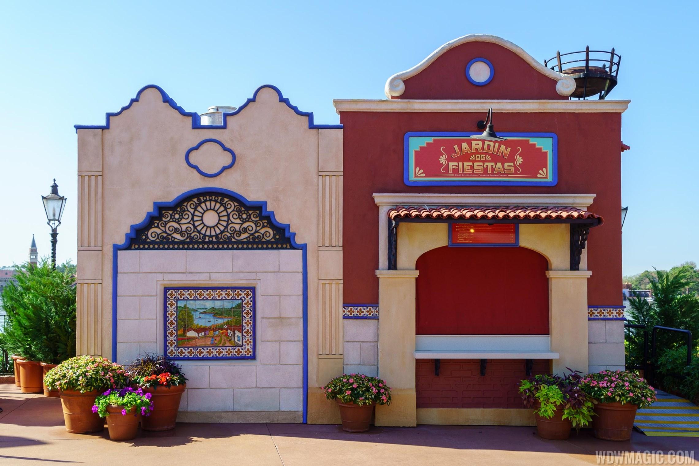 Jardin De Fiestas overview