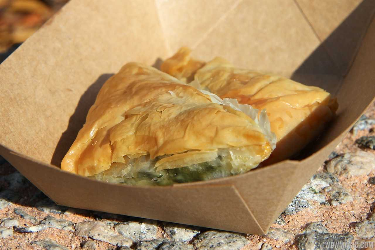 Greece - Spanakopita