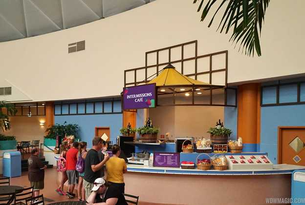 Intermissions Cafe Food and Wine Marketplace overview