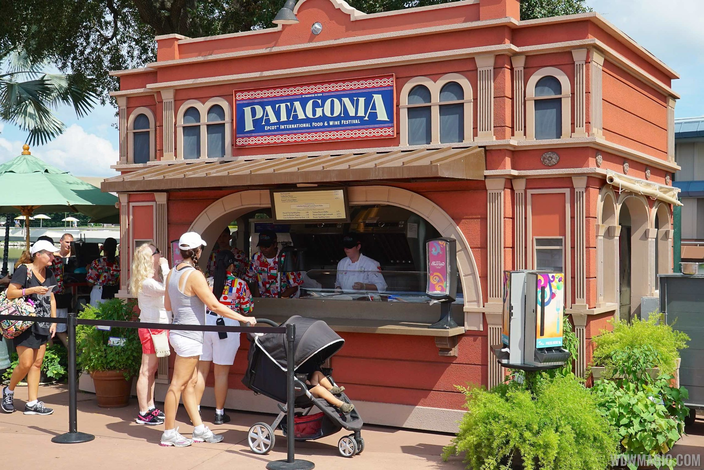 Patagonia Food and Wine Marketplace overview