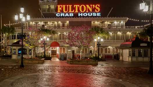 Fulton's Crab House at Disney Springs closing for major remodel later this year