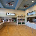 Gasparilla Island Grill - Gasparilla Island Grill ordering and pickup area