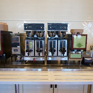 9 of 17: Gasparilla Island Grill - Gasparilla Island Grill self serve coffee