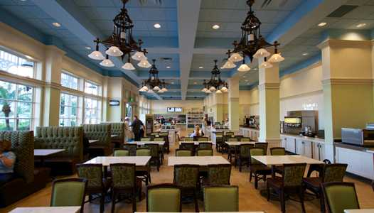 Gasparilla Island Grill closed for refurbishment at Disney's Grand Floridian Resort