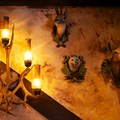 Gaston's Tavern - Gaston's Tavern decor