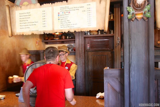 Gaston's Tavern - Gaston's Tavern order area