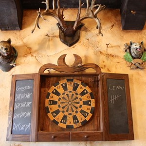 16 of 20: Gaston's Tavern - Gaston's Tavern dining room decor