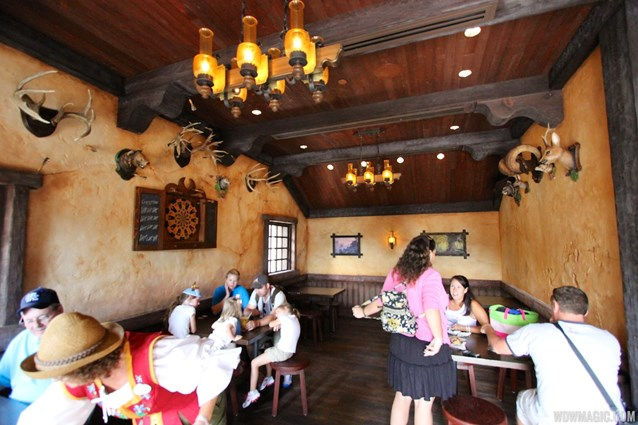 Gaston's Tavern - Gaston's Tavern left side dining room