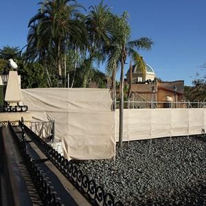 3 of 6: La Hacienda de San Angel - Cantina de San Angel refurbishment walls