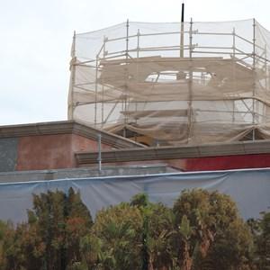 2 of 2: La Hacienda de San Angel - Hacienda de San Angel construction