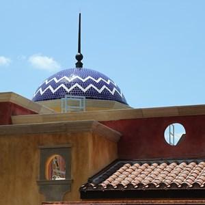 1 of 4: La Hacienda de San Angel - Construction
