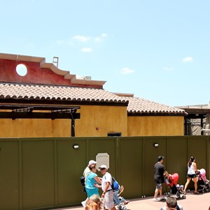 2 of 4: La Hacienda de San Angel - Construction