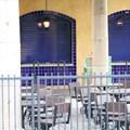 La Hacienda de San Angel - Counter service registers and service window