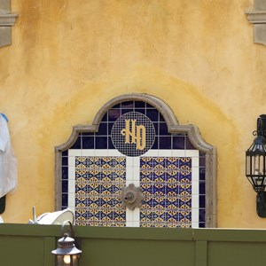 19 of 20: La Hacienda de San Angel - Construction and exterior dining areas