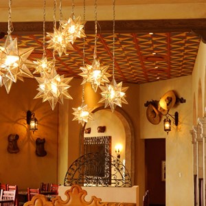 1 of 4: La Hacienda de San Angel - First look interior - from the official Disney Blog