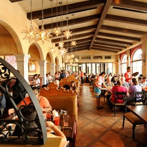 3 of 4: La Hacienda de San Angel - First look interior - from the official Disney Blog