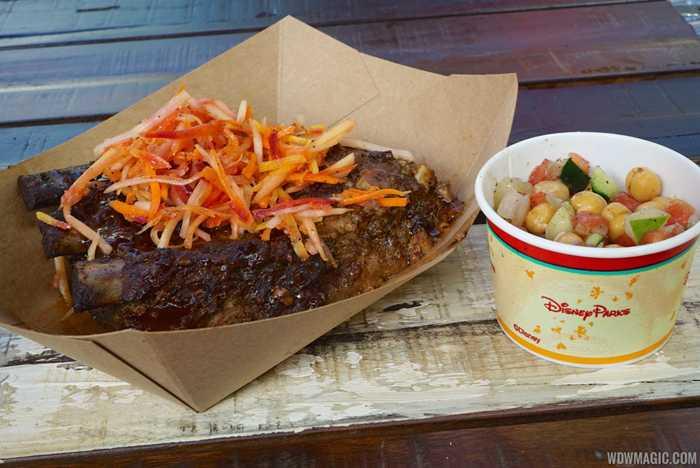 Harambe Market food