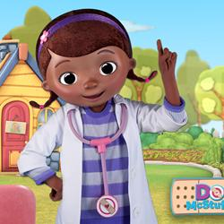 Doc McStuffins and Sofia the First