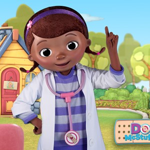 1 of 2: Hollywood and Vine - Doc McStuffins