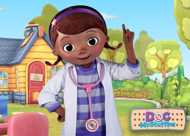 Hollywood and Vine - Doc McStuffins