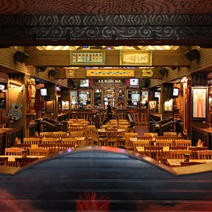 1 of 7: House of Blues - House of Blues dining room