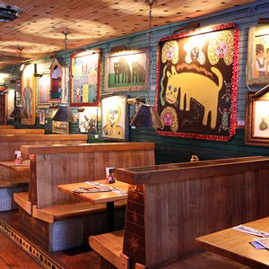 2 of 7: House of Blues - House of Blues dining room