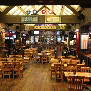 3 of 7: House of Blues - House of Blues dining room