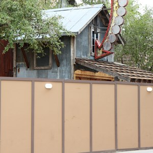 2 of 4: House of Blues - House of Blues quick service barbecue construction