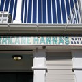 Hurricane Hanna&#39;s Waterside Bar and Grill - Newly refurbished Hurricane Hanna&#39;s Waterside Bar and Grill - signage