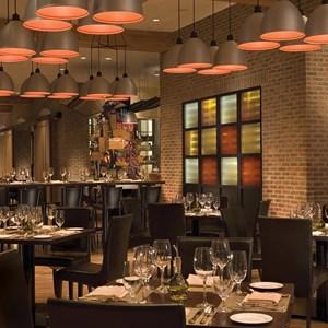 1 of 2: Il Mulino New York TRATTORIA - Il Mulino dining room