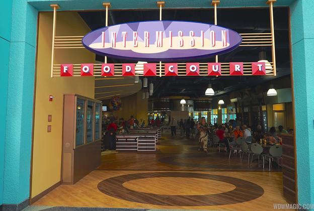 Intermission Food Court completed refurbishment