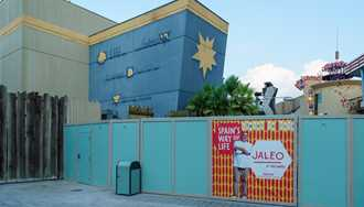 PHOTOS - Jaleo construction at Disney Springs West Side