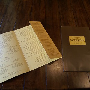 10 of 14: Kouzzina by Cat Cora - The Kouzzina menu