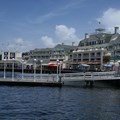 Kouzzina by Cat Cora - A look across the Boardwalk at the home of Kouzzina