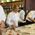 Kouzzina by Cat Cora - Cat Cora at the grand opening of Kouzzina by Cat Cora. Copyright 2009 The Walt Disney Co.