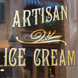 6 of 16: L'Artisan des Glaces - L'Artisan des Glaces signage